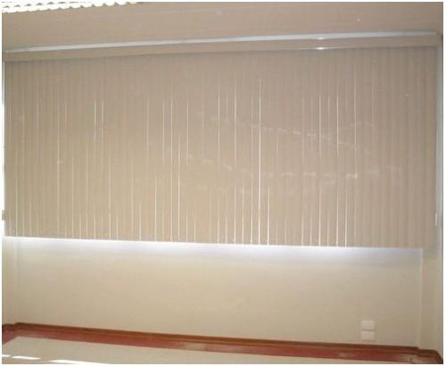 Persiana Vertical - PVC